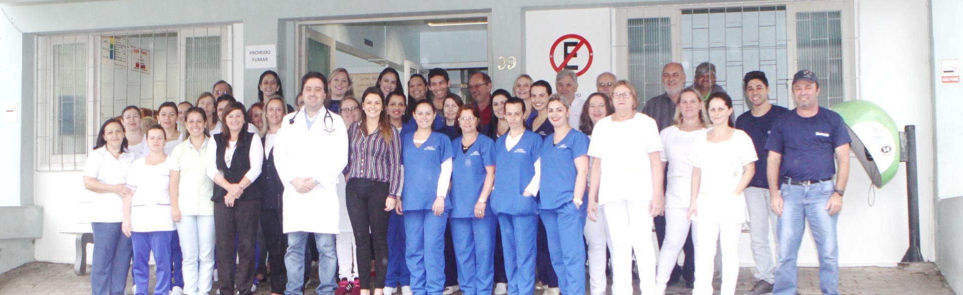 Corpo clínico od Hospital São Francisco de Assis